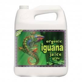 Organic Iguana Juice Grow 5L