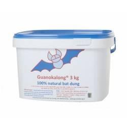 Guanokalong granuado 3kg