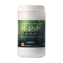 Microgranulado Raíces 20-65-25 1Kg