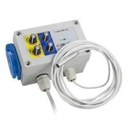 Water timer 8A (temporizador de riego)