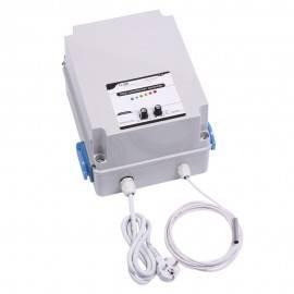 Controlador transformador por pasos 8A