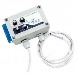 Controlador temperatura max/min hysteresis 10A