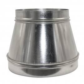 Reducción cono 450-300 mm
