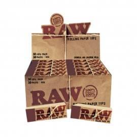 Raw Tips 50 Leaves 50/Box