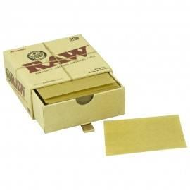 Papel Horno Raw 8 x 8cm 500uds