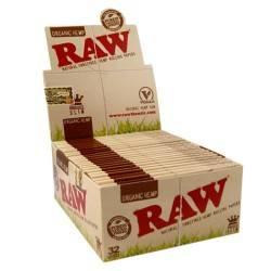 Raw Organics KS Slim box/50 32leaves