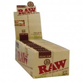 Raw Organics 1 1/2 box/25 33leaves