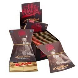Raw Wiz Kahlifa Loud 1/4+tips box/15
