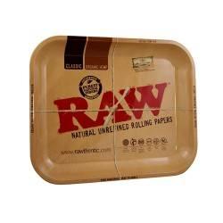 Raw bandeja metálica mediana