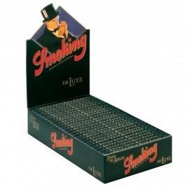 Smoking De Lux 1 1/4 (caja de 25 librillos)