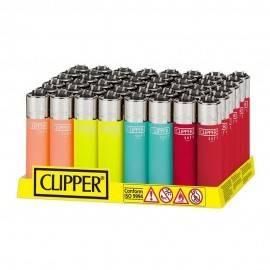 Clipper Soft Touch Translucido