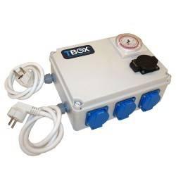 Tempo Box 8 salidas + calefacción 600W