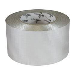 Cinta de aluminio reforzada 75mm x 45m