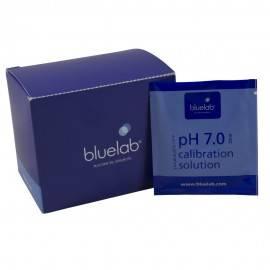 Caja Calibración pH 7.0 Bluelab (25 sobres 20ml)