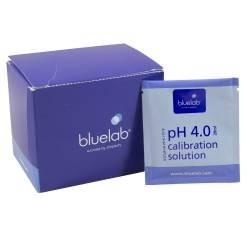Caja Calibración pH 4.0 Bluelab (25 sobres 20ml)