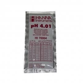 Caja Solución  PH 4,01 20 ml 25 uds.