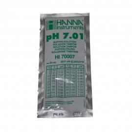 Caja Solución  PH 7,01 20 ml 25 uds.