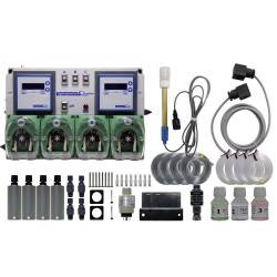 Sistema de fertirrigación Hydroponics System