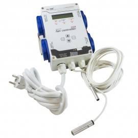 Controller 16A temperatura, humedad y presión negativa (sin USB)