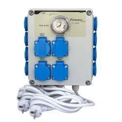 Timer Box II 12X600W
