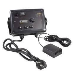 Twin Controller temp 7 amp histeresis