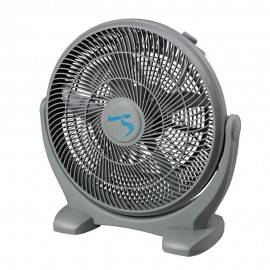 Ventilador de suelo Super Grower 45cm 18 plástico