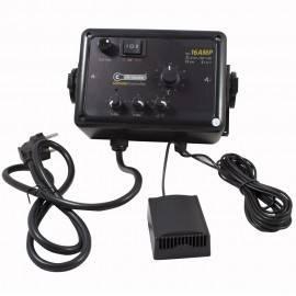 Twin Controller temp 16 amp histeresis