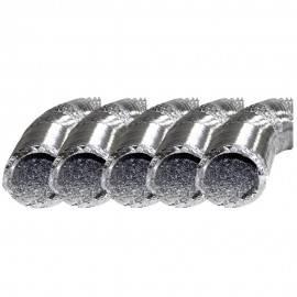 Aluminio sin Aislar 125mm (5x2m)